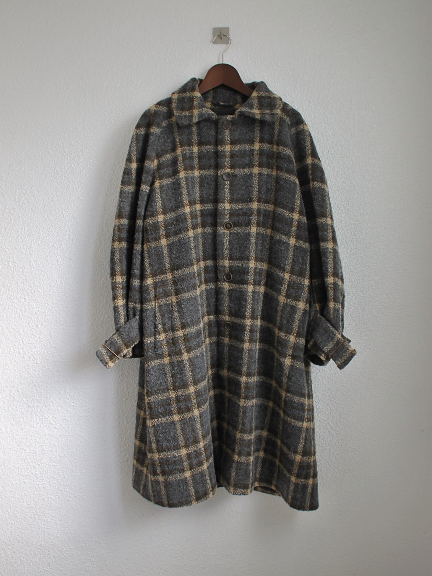 [An Irrational Element] Karl Coat - Plaid