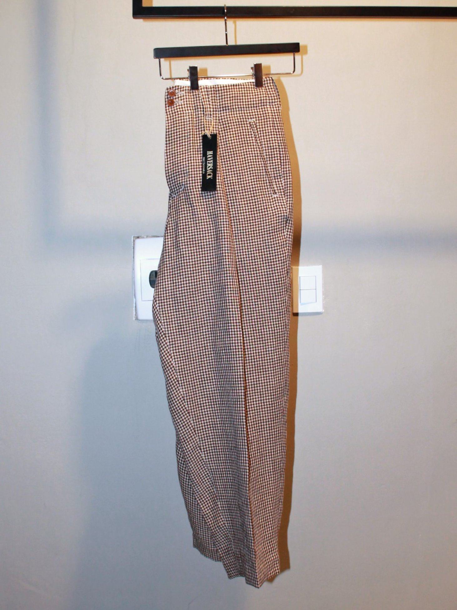 [HAVERSACK] 861920 Pants (Brown)