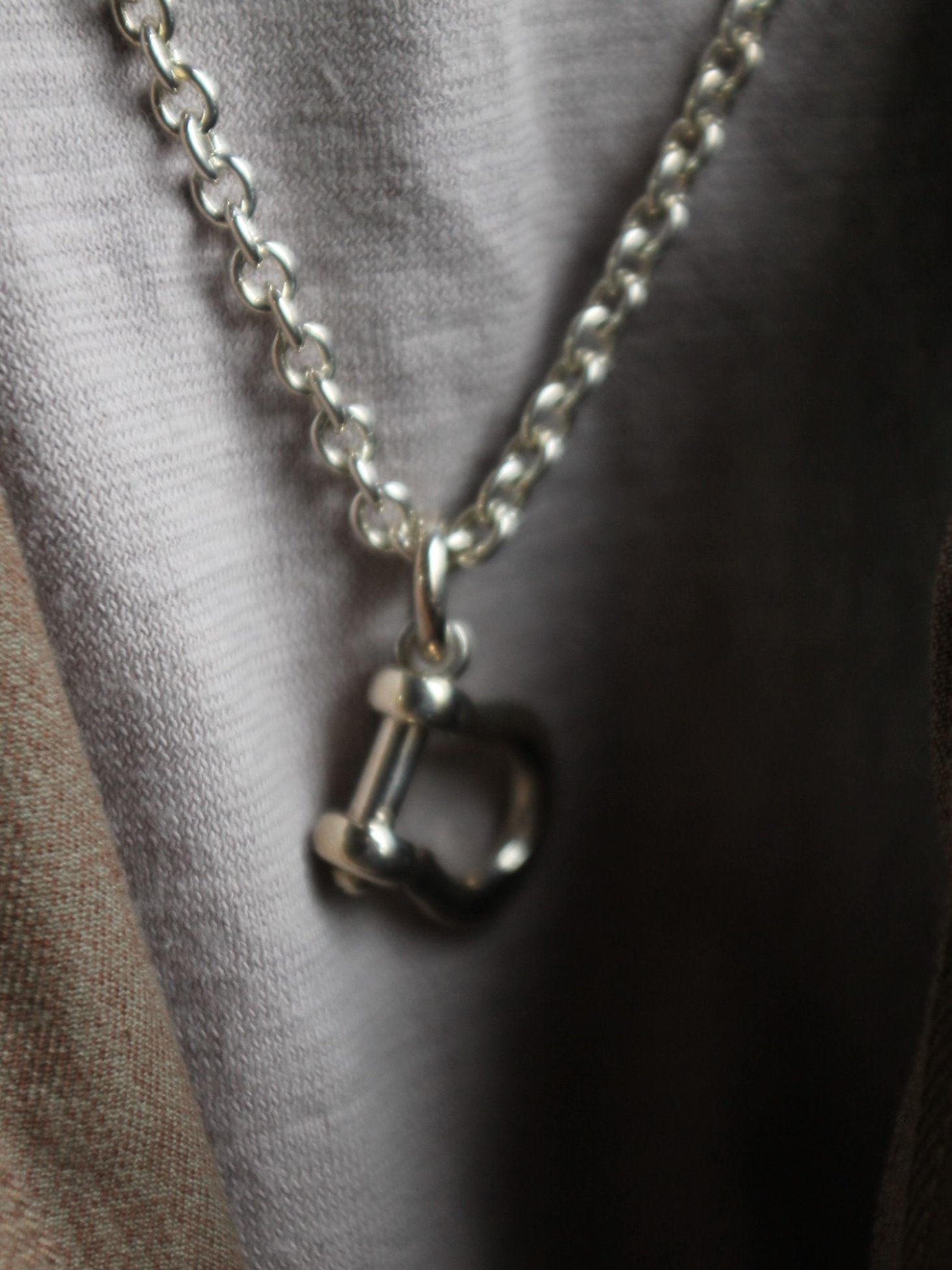 [hitch-net] Segment 01 Necklace