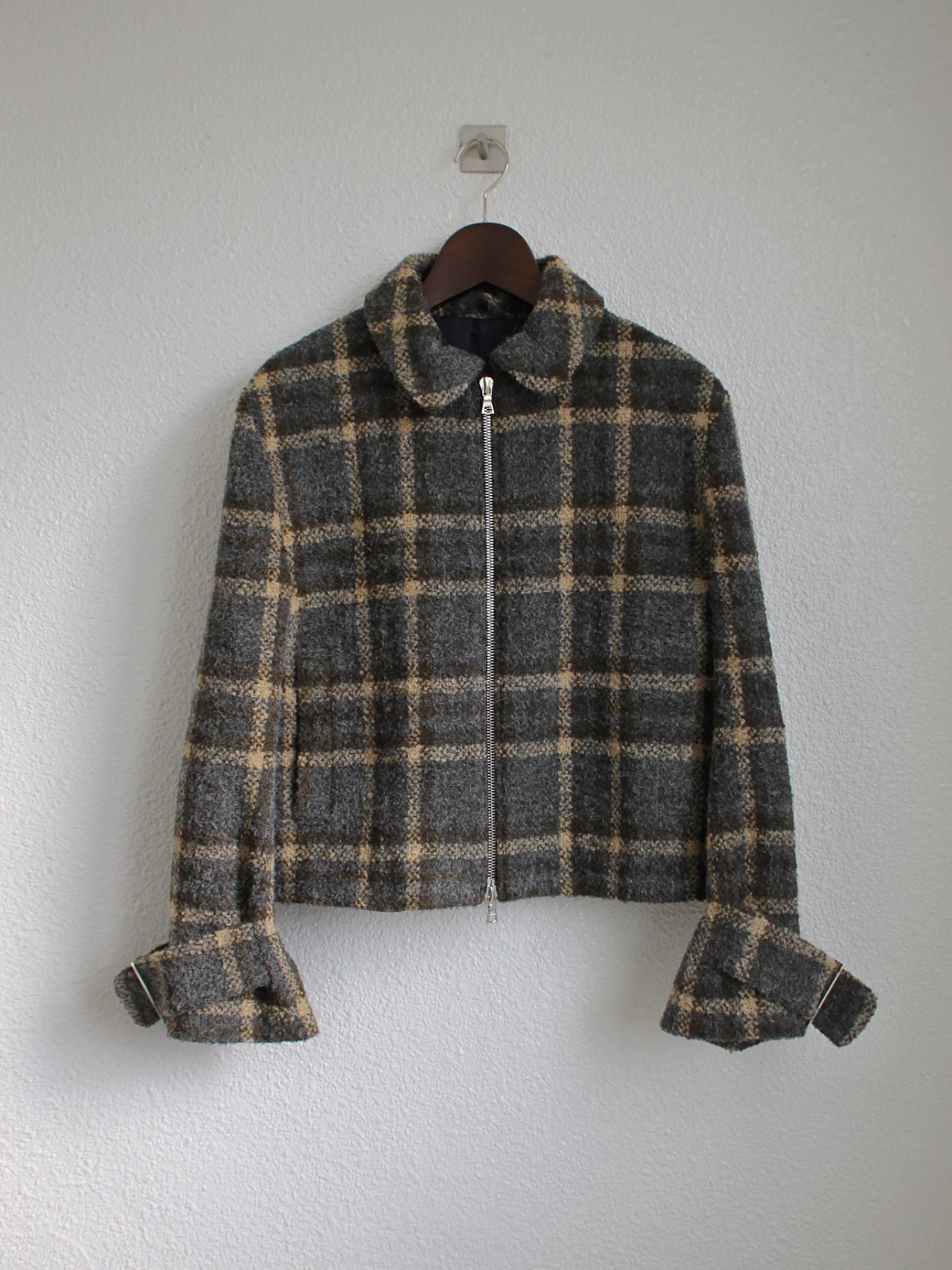 [An Irrational Element] Childhood Jacket - Plaid